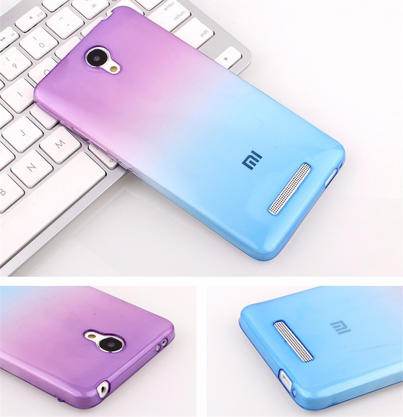 Jual Xiaomi Redmi Note 3 Jelly Case