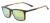 Homens Grandes Óculos Quadrados Moda Ultra Light TR90 Armações De Óculos de Acetato Flexível com Grampo Em Óculos De Sol Para Lentes de Grau