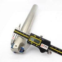 APMT1604 PDER 10 ADET + 1 ADET BAP400R C32 40 400 3 T Freze tutucu karbür insert Omuz freze araçları kesici için CNC torna