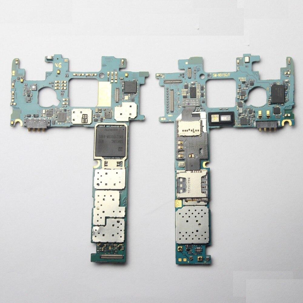 Main Motherboard Unlocked For Samsung Galaxy Note Edge N915F 32GB Main Motherboard Unlocked For Samsung Galaxy Note Edge N915F 32GB