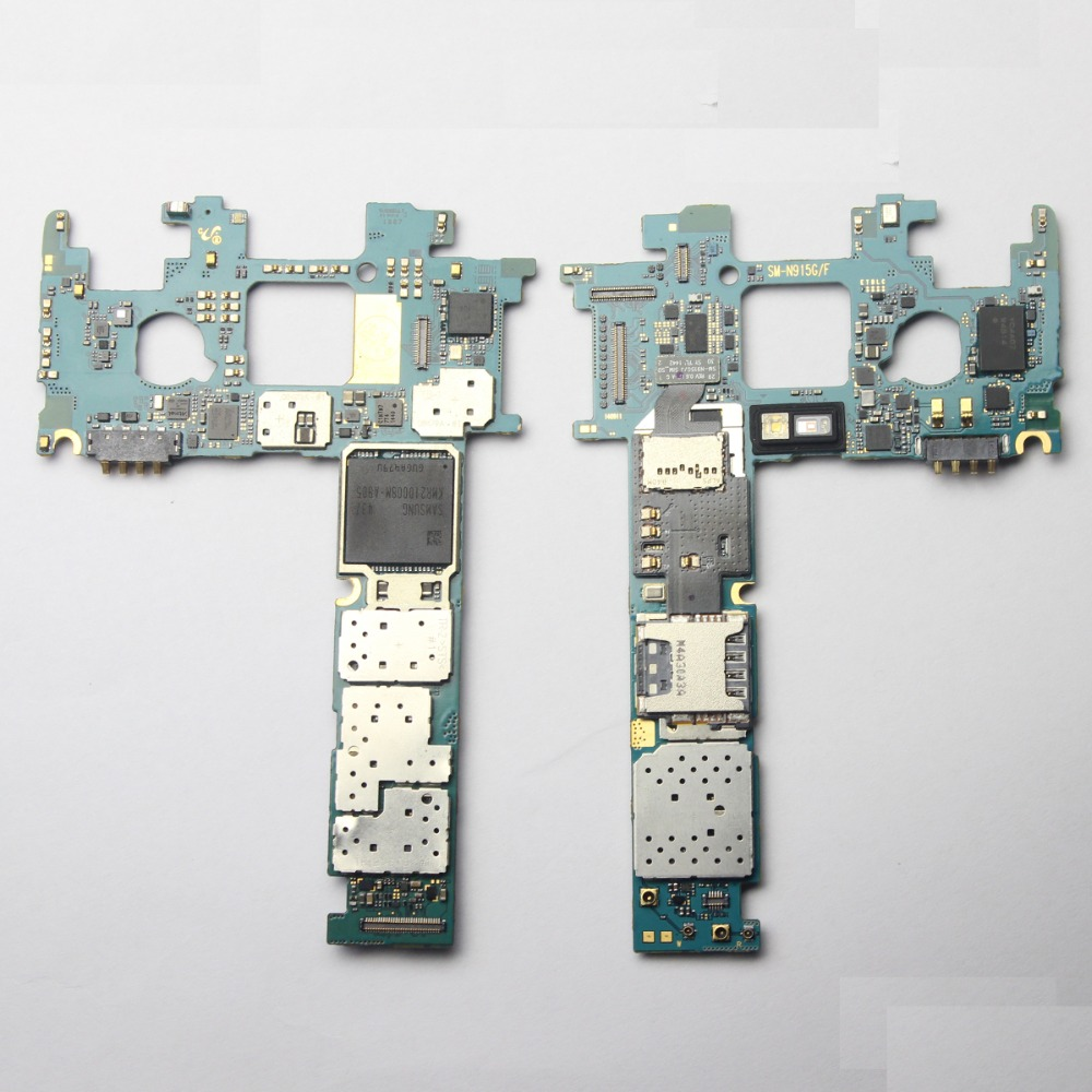 Main Motherboard Unlocked For Samsung Galaxy Note Edge N915F 32GB
