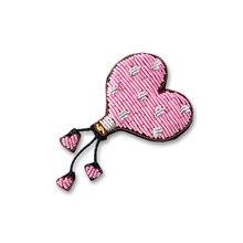 91e0840d5 Bordado de seda da índia pino no remendo lovebottle broche emblema patches  para roupas parches termoadhesivos parágrafo ropa par.
