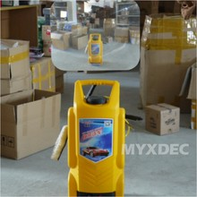 Car Wide Angle Fresnel Lens Car Reversing Sticker, Useful Enlarge View Angle Optical Fresnel Lens Car Accessories