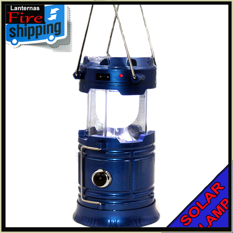 Factory direct Solar Charging Lights rechargeable USB Power Bank waterproof outdoor camping Lantern handlamp portable light factory direct sales of new 5wled emergency lights power failure emergency lights to stop the use of portable easy to use