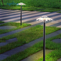 Art Decor L72cm garden yard led lawn lights acrylic shade outdoor walkway path lamp industrial decorative led exterior lighting