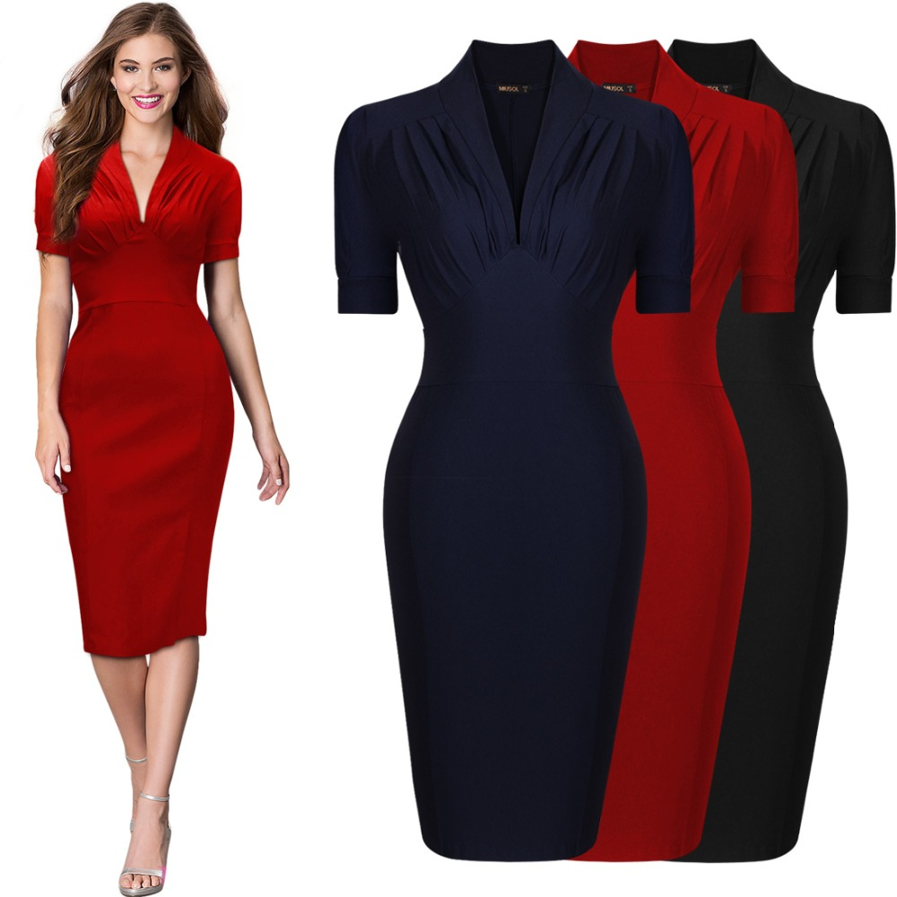 Wholesale Womens Pinup Retro 1940s Vintage Cocktail Party Short Prom ...