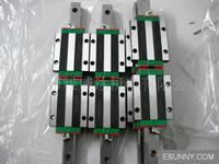 100% echt HIWIN lineaire HGR45-150MM blok voor Taiwan