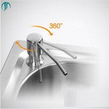 300ml plastic kitchen soap sink lotion pump detergent dispenser hand sanitizer kitchen sink soap dispenser