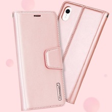 Sheepskin Flip Wallet Leather Cover Case For iPhone XS Max XR X 8 7 6 6s Plus Back Cover With Card Slot Stand Holder Phone Case стоимость