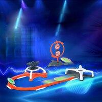 4d трек Bleyblade Burst магический гироскоп Летающий мишень 6 гироскоп битва атлетические треки Toupies Bayblade игрушки арена для детей