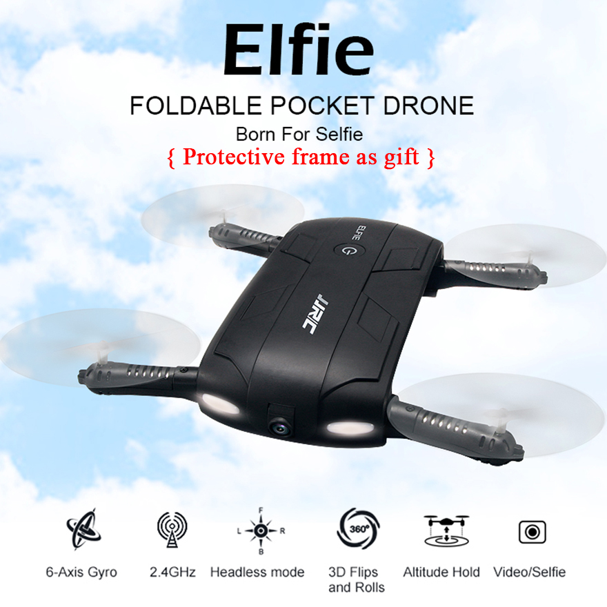 Newest JJRC H37 Altitude Hold FPV Quadcopter RC Drone with WiFi Camera Headless Mode RTF WIFI Control RC Helicopter VS H31 H20C