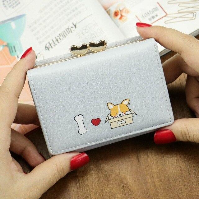 Cartoon Small Cute Wallet 3