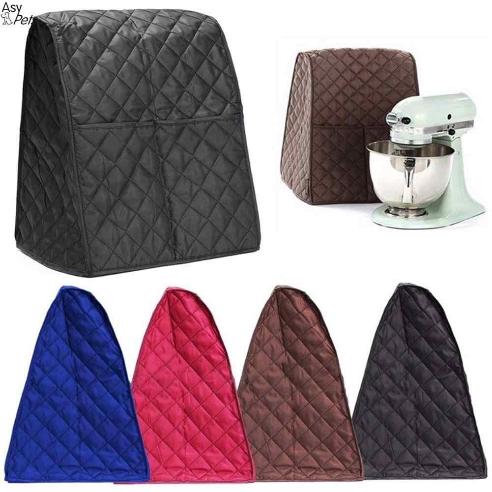 Nenhum Pano Impermeável Acolchoado Capa Organizer Bag para Cozinha Mixer Blender-35
