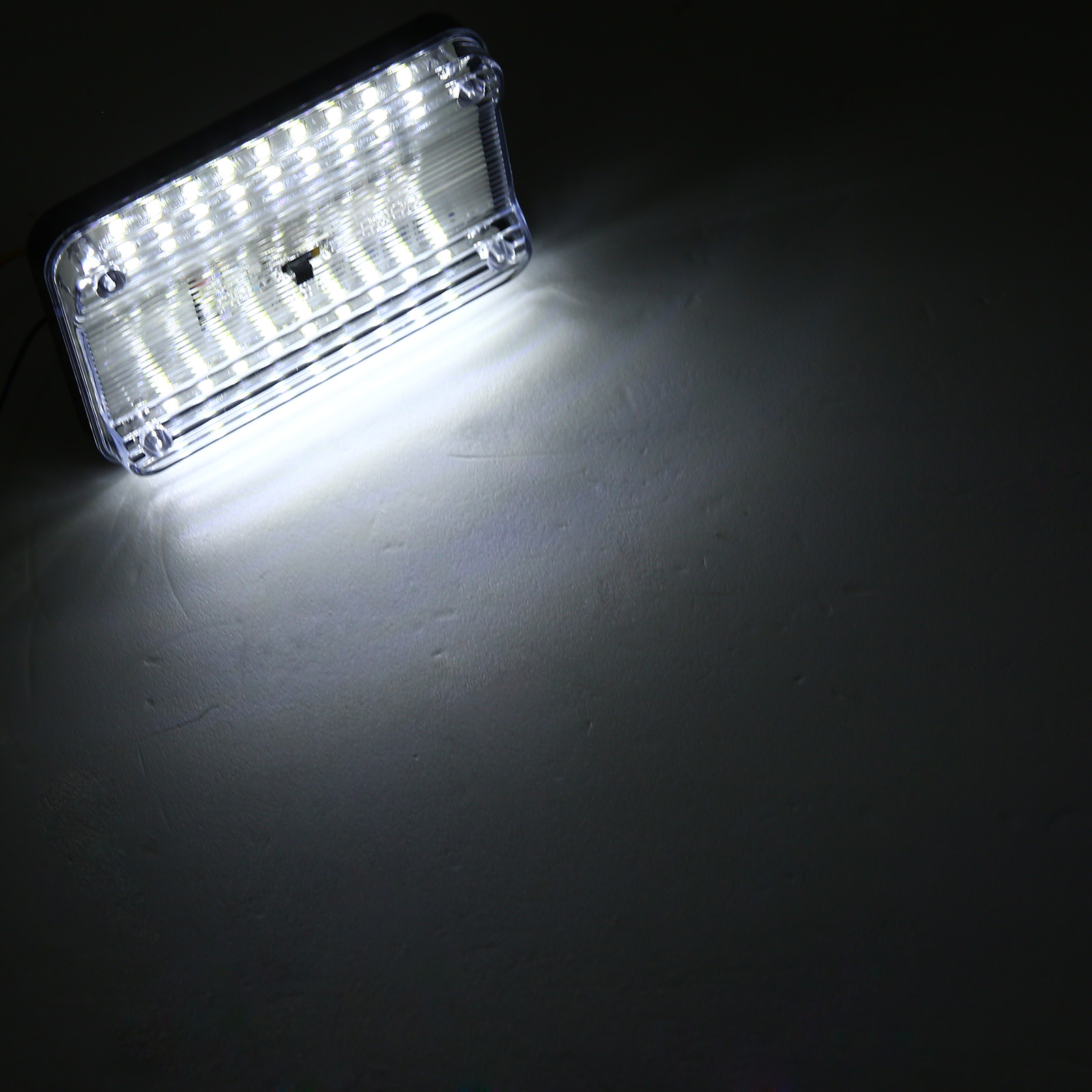 Universal White 12V 36 LED Auto Car Vehicle Interior Dome Roof Ceiling Reading Trunk Indoor Light Lamp High Light