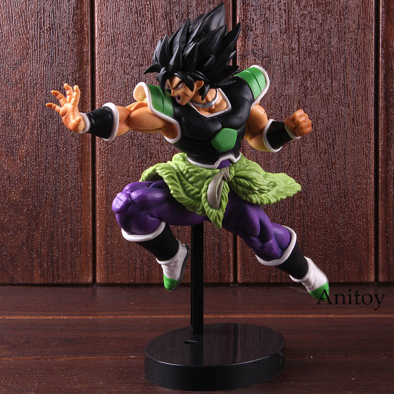 Anime Dragon Ball Super Broly ULTIMATE SOLDIERS Action Figure Collectible Model Toy Gift For Kids 1