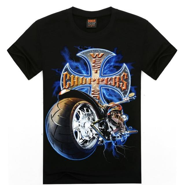 Verão meninos 17 - 20 anos estilo Punk de Metal meninos t-shirt europa e américa 3D impresso crianças roupas tyh-50709