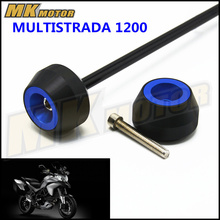 Free delivery For DUCATI MULTISTRADA 1200/1200S 2010-2015  CNC Modified Motorcycle drop ball / shock absorber цена