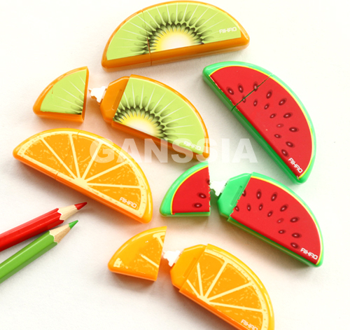 Fruit correction tape Mini correcting tapes correttore nastr