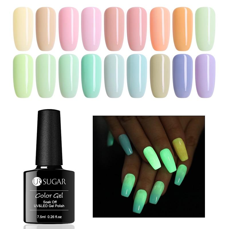 Aliexpress.com : Buy UR SUGAR 7.5ml Nude Pink Nail Gel