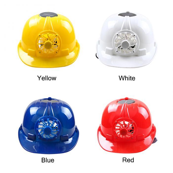 solar ventila o tampão do chapéu com