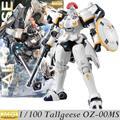Modelo Daban Tallgeese 1 EW Gundam MG 1/100 OZ-00MS W asa PVC Figuras de Ação de Plástico Montados Hobby Brinquedos Para Crianças Com Caixa Original