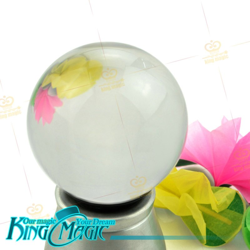 Contact Juggling Ball Diameter 100mm King Magic Tricks Props Toys Email Video To You