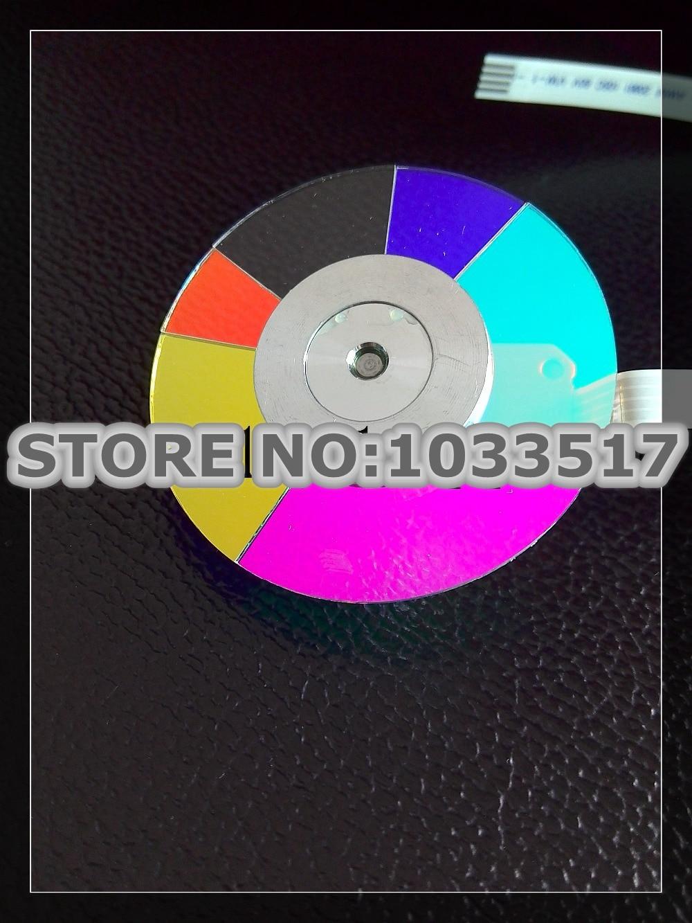 NEW Original Projector Color Wheel for Benq Ms614 Projector Color Wheel