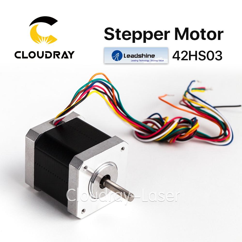 Cloudray Leadshine 2 Phase Stepper Motor 42hs03 For Nema17