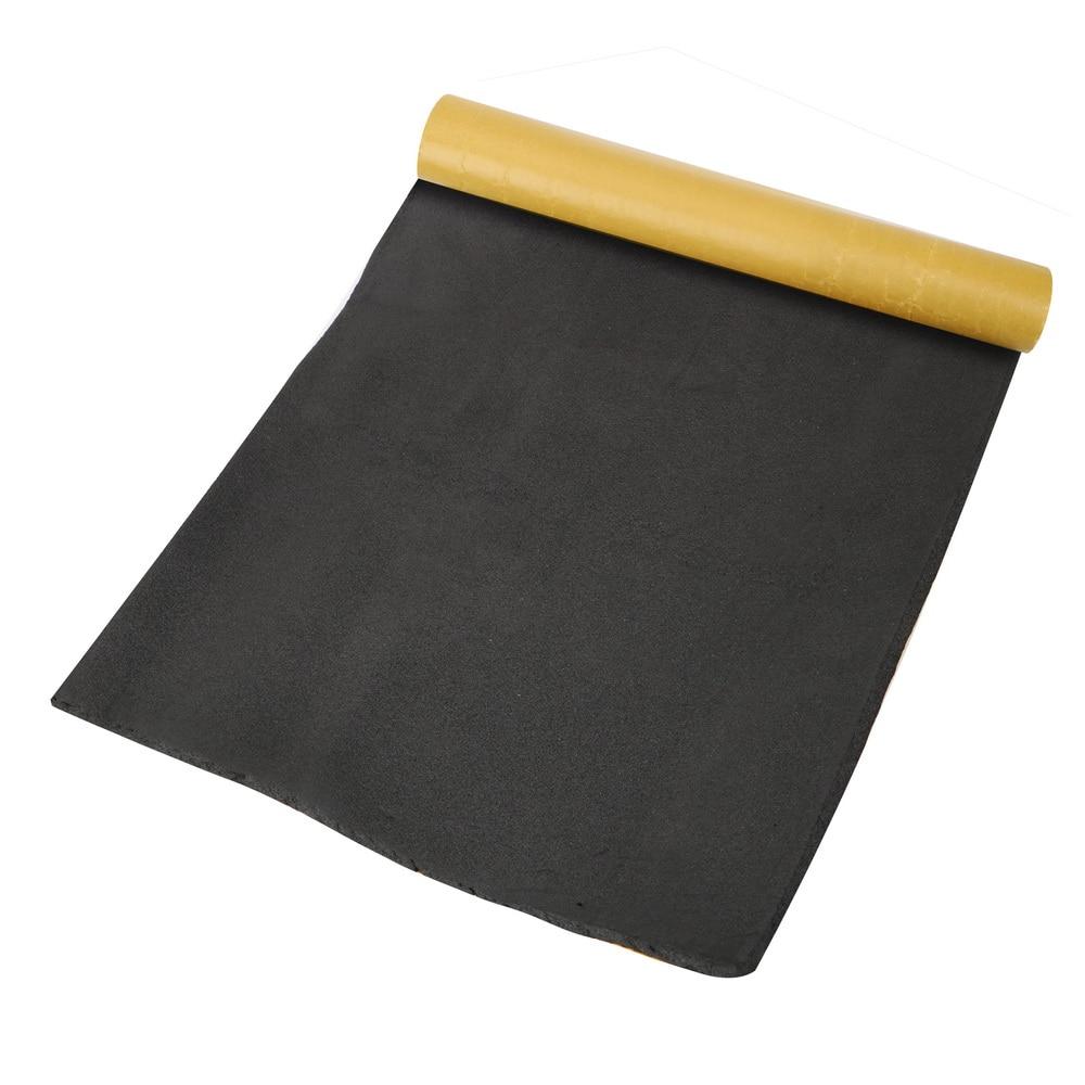 12 X 20 Inch Insulation Board Thick Soundproof Rubber Auto