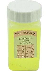 Solução de calibração solução tampão ORP redox potencial negativo caneta solução solução padrão de calibração calibração pó