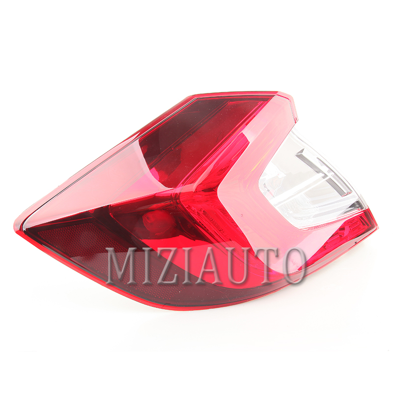 Rear Tail Light For Honda CIVIC FC1 FC7 2016 2017 1PCS Rear Brake Light 33550 TET H01 33500 TET H01 Tail Stop Lamp taillight in Car Light Assembly from Automobiles Motorcycles