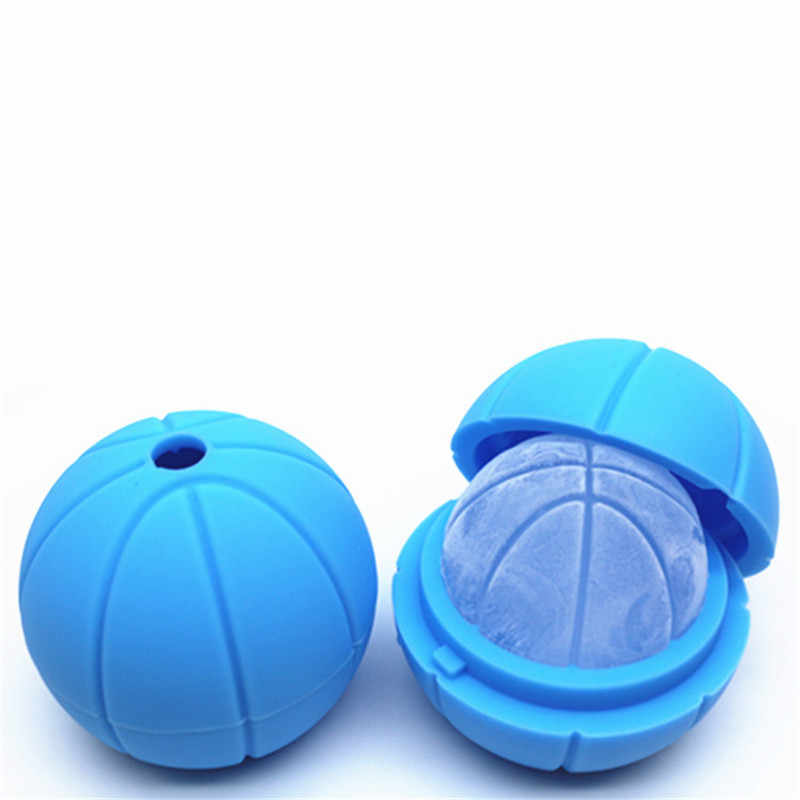 Molde de Gelo de Silicone Cubo de Gelo de Silicone De basquete Modelo Rodada Máquina de Gelo Cubo de Gelo
