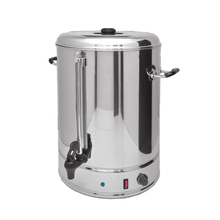 цена на Electric Water Boiler Commercial Stainless Steel Electric Kettle 10L Capacity Electric Water Boiling Machine WB-15A