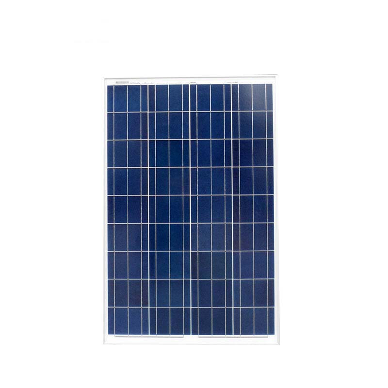 Photovoltaic Panel China 18v 100w 12v Solar Battery China RV Off Grid Solar Home System Camping Car Motorhome Caravan Phone LED