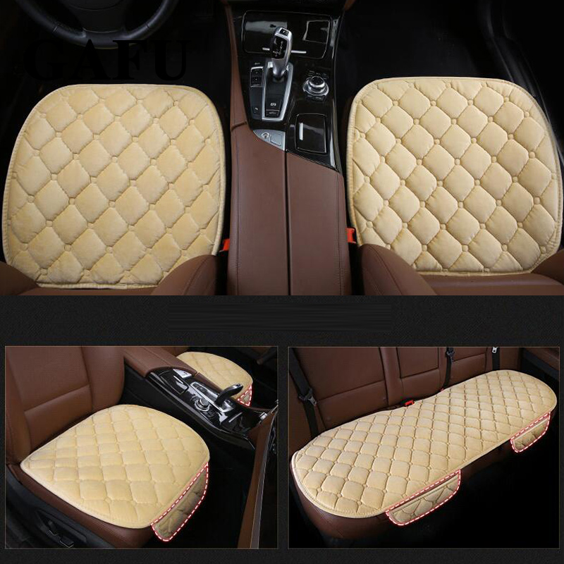 For Mitsubishi Outlander 2018 Car Seat Cover Winter Goods Accessories Car Seat Cushion Cover Pad Mats Non Slip Auto Protectors in Automobiles Seat Covers from Automobiles Motorcycles