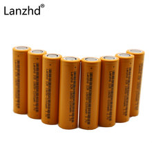 8PCS 18650 for sanyo 18650 Original Lithium 3.7V Battery Rechargeable batteries  Li-ion ICR18650 For Flashlight/Laptop 2100mah стоимость