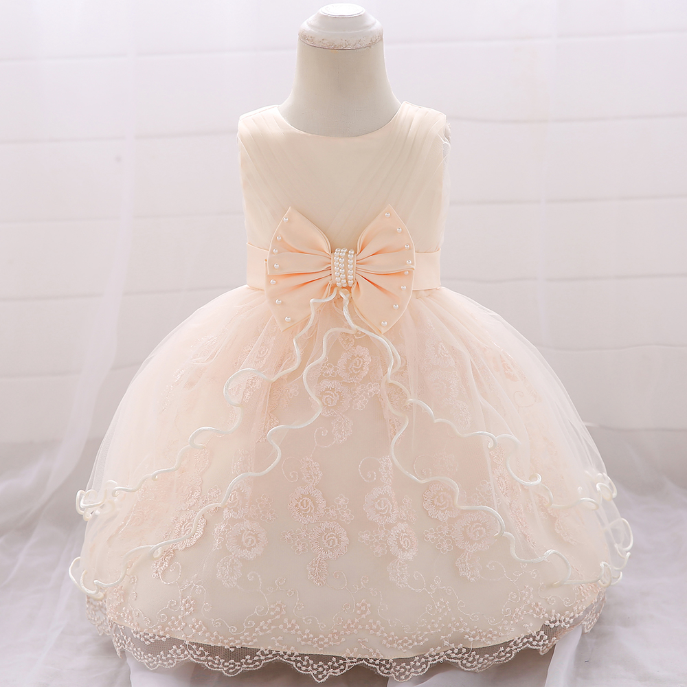 7c8c73861646c HOT SALE] 2019 Newborn Clothes Christening Dress For Baby Girl ...