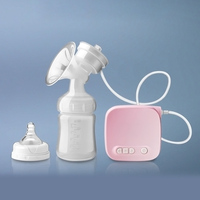 Automatic Milk Pumps Kit Electric Breast Pump Natural Suction Enlarger Feeding Bottle USB Breast Milksucker Z306
