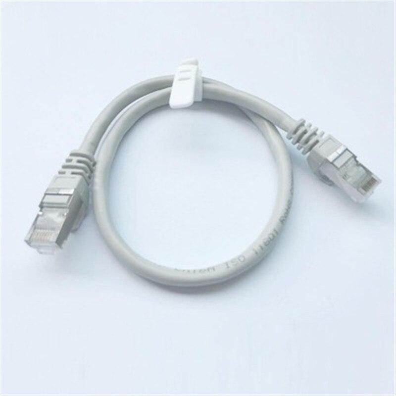Cat6 six câble réseau Gigabit ordinateur fini réseau jumper 4 paires de câble réseau non blindé 8 cœurs aay136