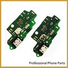Nueva original para huawei g8 cargador micro usb cargador de puerto de conector dock flex cable con micrófono vibrador bordo módulo