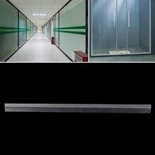 ПВХ экран для душа уплотнение двери прокладки воды Пробка для ванной стекло уплотнение полосы 45 см