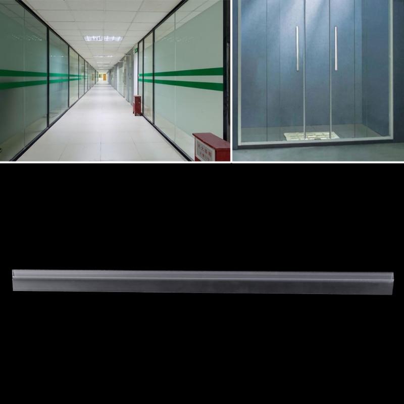 Pvc Shower Screen Door Seal Strip Lining Water Stopper