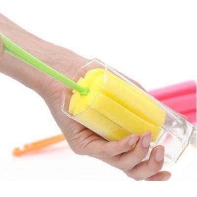 Nuevos Cepillos De Limpieza Ambiental Para Uso de La Familia de Cristal Botella