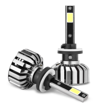 H1 H3 H4 H7 H8 H10 H13 COB Led Headlight Bulb 9004 9005 9006 9007 9008 Led Car Lights Adjustable-Beam Bulb All-in-One Conversion new generation all in one high beam error free 9005 hid lights for madza 3