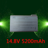 HSW 5200MAH replacement laptop battery for DELL Latitude CPX,CPXH,CPXJ,CPXJ650GT CPI,6H410,8M815,77TCJ,01J433,07H508,312 0026