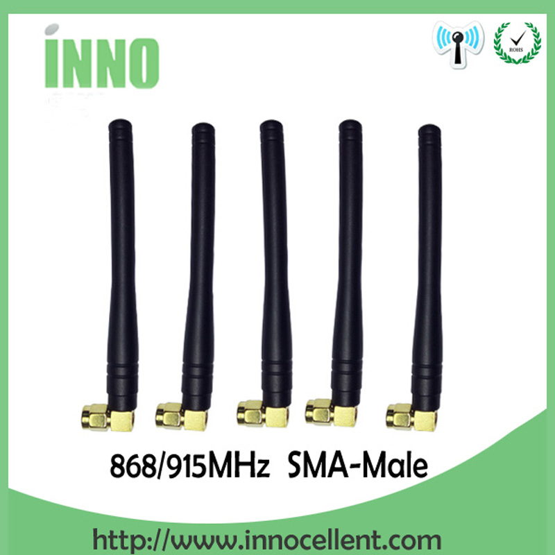 2pcs 868MHz 915MHz antenna 3dbi SMA Male Connector GSM 868 MHz 915 MHz  antena LoRa antenna Lorawan antenne for watermeter Emeter