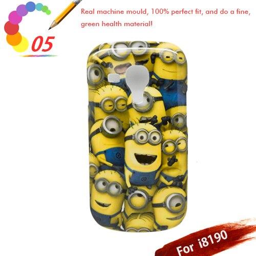 cover samsung s3 mini minions