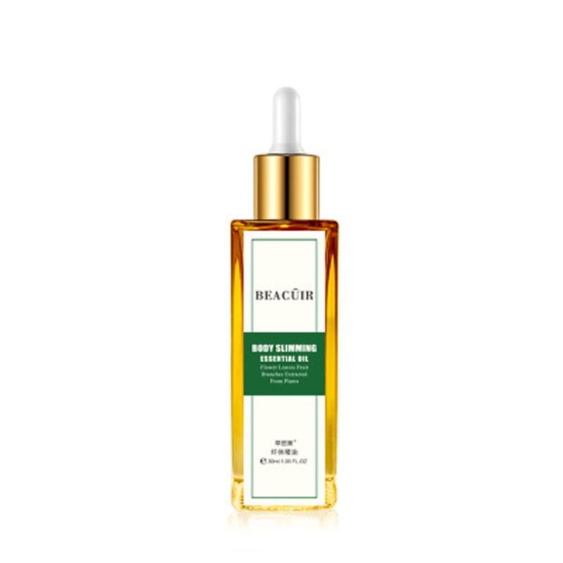 100% Body Slimming Essential Oil Natural Essential Oil Burning Fat Slimming Oil Anti-Cellulite Slimming Cream 50ml slimming