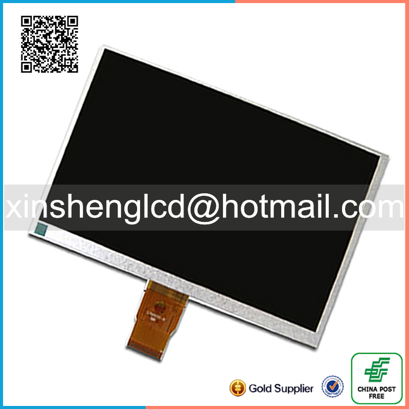 BLC900-08D WCD-A50 LCD Screen 9 inch 50pin Display Inner Screen Panel High Quality Tablet PC Replacement Parts