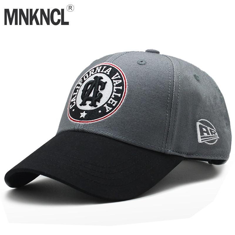 MNKNCL High Quality Cotton Baseball Cap Men Women Outdoor Sport Caps Snapbacks Bone Baseball Hats